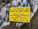 Hans von Haid-Steig