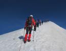 Téli túrák, mászások