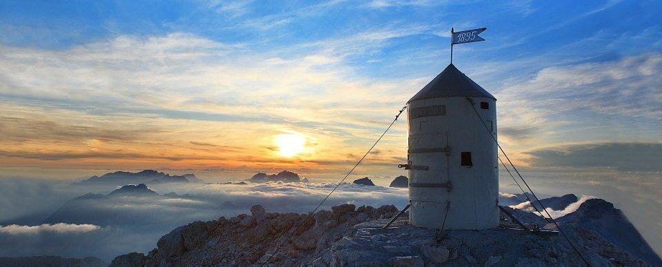 Júliai-Alpok: Triglav (2864m) - via ferrata