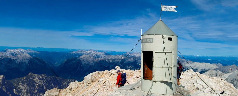 Júliai-Alpok: Triglav (2864m) - classic
