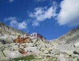 Magas-Tátra: Rysy - Tengerszem-csúcs(2503m)