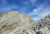 Magas-Tátra: Rysy(2503m) - Kriván(2494m)
