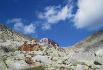 Magas-Tátra: Rysy (2503m) - Tengerszem-csúcs