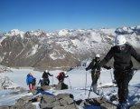 Ötz-völgyi Alpok: Similaun(3606m)