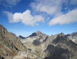 Magas-Tátra: Nagyszalóki-csúcs (2452m)