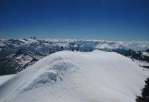 Grossvenediger (3666m) téli csúcstúra