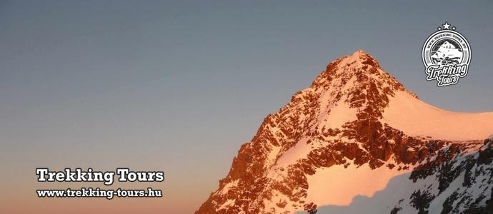 Grossglockner (3798m) - téli megmászása