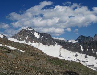 Grossvenediger (3666m) - fantasztikus panoráma a menedékházból