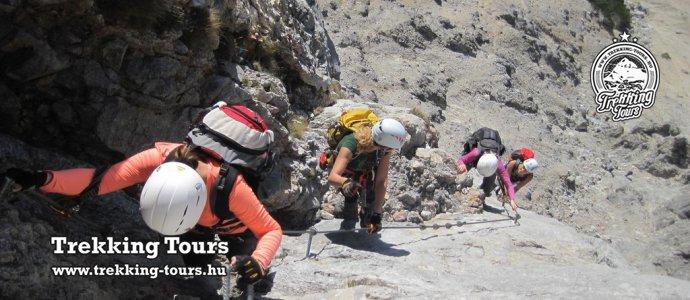 Rax-Alpok: Teufelsbadstubensteig - Hans von Haid-Steig