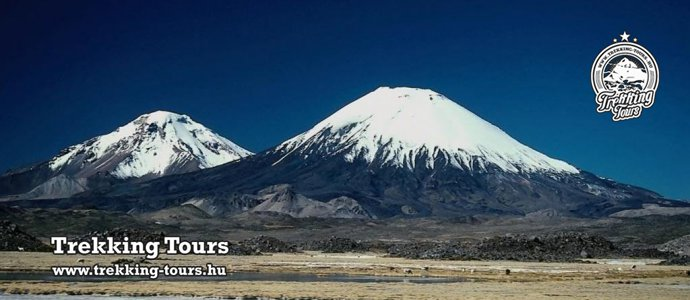 Ararát (5137m) - hótalpas túra