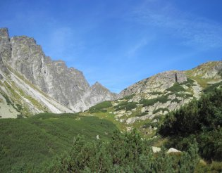 Magas-Tátra: Kapor-csúcs (2363m)