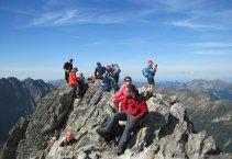 Kapor-csúcs (2363m) - Rysy (2503m) / Kriván (2494m)
