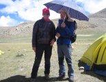 Himalája: Shishapangma expedíció - kínai alaptábor(5000m) - Macumotóval