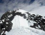 Tádzsikisztán-Pamír: Korzsenyevszkaya - a hármas tábor alatti szakasz - kb. 6400 méteren